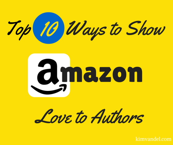 Amazon Love for Authors