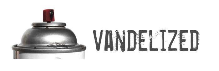 Vandelized header